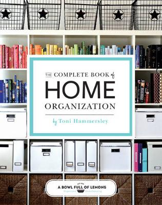 The Complete Book of Home Organization (Paperback)