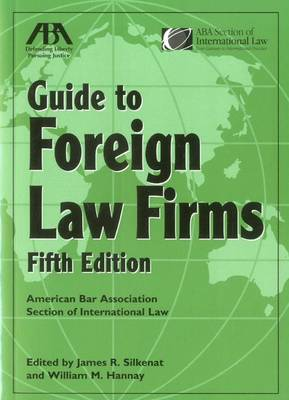 Aba Guide to Foreign Law Firms (Paperback)