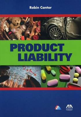Product Liability (Paperback)