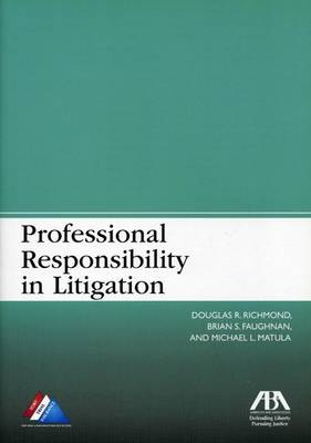 Professional Responsibility in Litigation (Paperback)