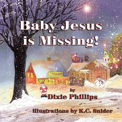 Baby Jesus Is Missing (Paperback)