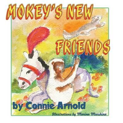 Mokey's New Friends (Paperback)