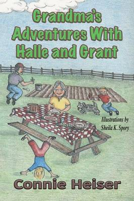 Grandma's Adventures with Halle and Grant (Paperback)