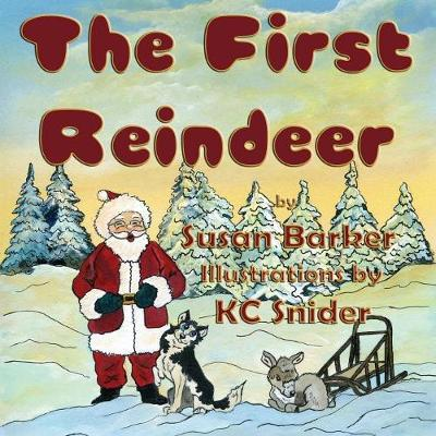 The First Reindeer (Paperback)