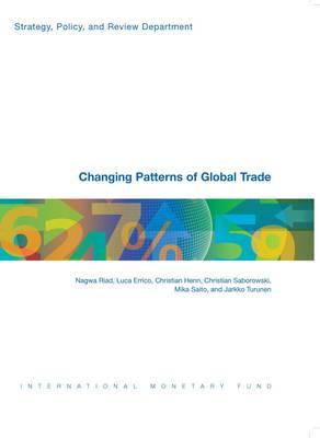 Changing patterns of global trade (Paperback)
