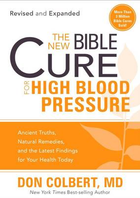 The New Bible Cure for High Blood Pressure (Paperback)
