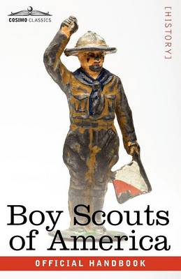 Boy Scouts of America: The Official Handbook for Boys, Seventeenth Edition (Paperback)
