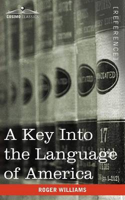 A Key Into the Language of America (Paperback)