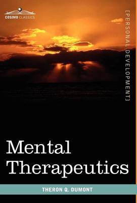 Mental Therapeutics (Hardback)