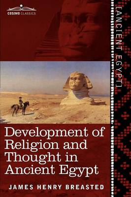 Development of Religion and Thought in Ancient Egypt (Paperback)