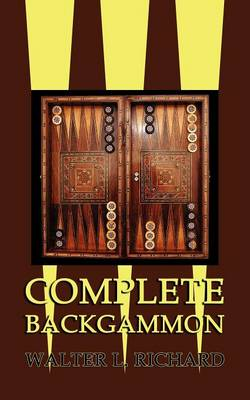 Complete Backgammon (Paperback)
