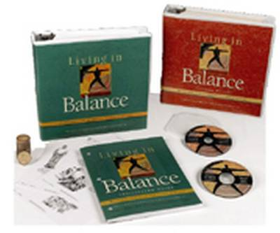 Living in Balance Complete Set, Sessions 1-33: Moving from a Life of Addiction to a Life of Recovery (Spiral bound)