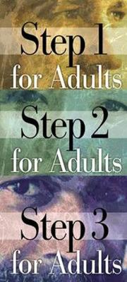 Steps 1 2 and 3 For Adults Dvd Set (DVD video)