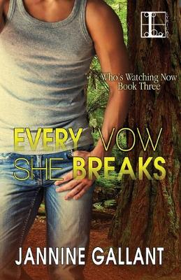 Every Vow She Breaks (Paperback)