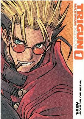 Trigun Maximum Omnibus Volume 1 (Paperback)