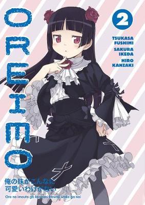 Oreimo Volume 2 (Paperback)