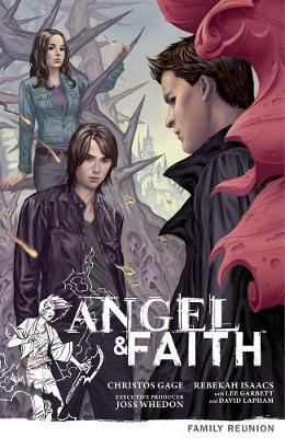 Angel & Faith Volume 3: Family Reunion (Paperback)