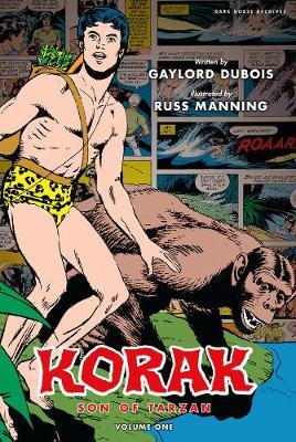 Korak, Son Of Tarzan Archives Volume 1 (Hardback)