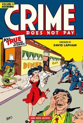 Crime Does Not Pay Archives Volume 4 (Hardback)
