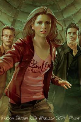 Buffy The Vampire Slayer Season 8 Library Edition Volume 4 (Hardback)