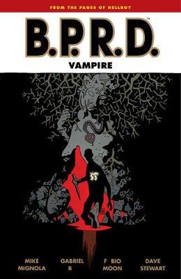 B.p.r.d.: Vampire (Paperback)