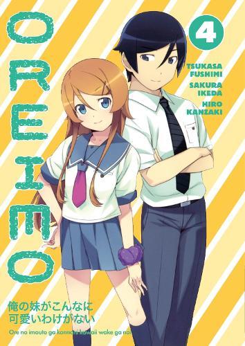 Oreimo Volume 4 (Paperback)