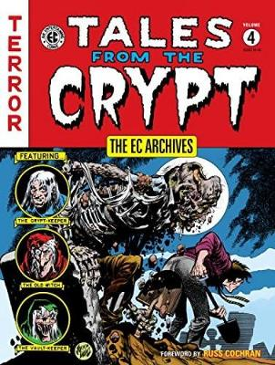 The Ec Archives: Tales From The Crypt Volume 4 (Hardback)