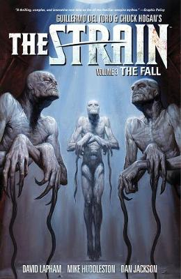 The Strain Volume 3 The Fall (Paperback)