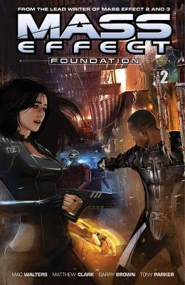 Mass Effect: Foundation Vol.2 (Paperback)