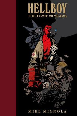 Hellboy: The First 20 Years (Hardback)