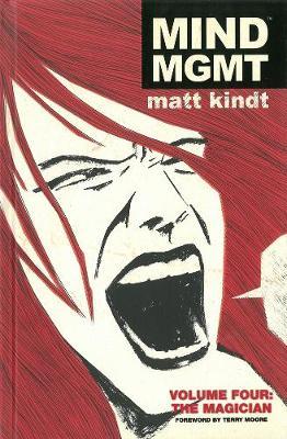Mind Mgmt Volume 4: The Magician (Hardback)