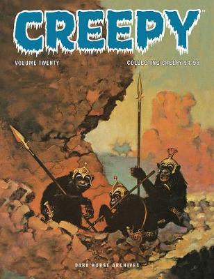 Creepy Archives Vol. 20 (Hardback)
