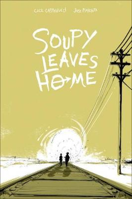 Soupy Leaves Home (Paperback)