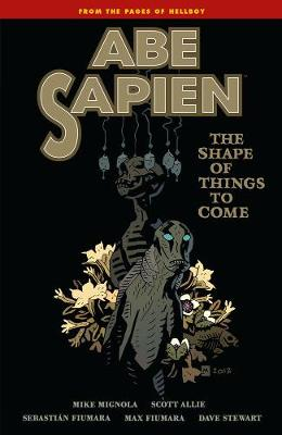 Abe Sapien Volume 4 (Paperback)