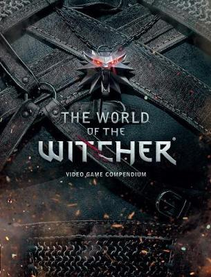 The World Of The Witcher (Hardback)