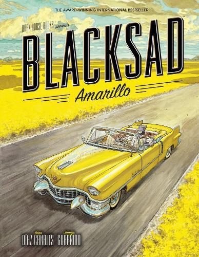 Blacksad: Amarillo (Hardback)