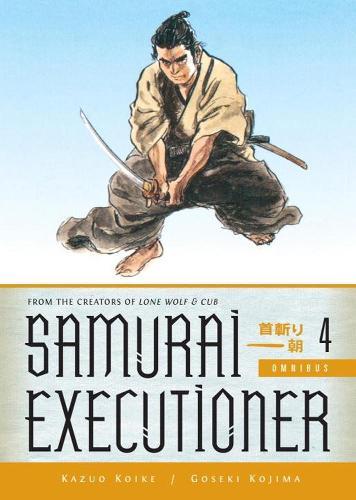 Samurai Executioner Omnibus Volume 4 (Paperback)