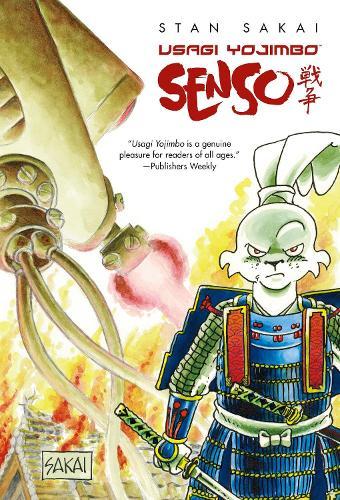 Usagi Yojimbo: Senso (Hardback)