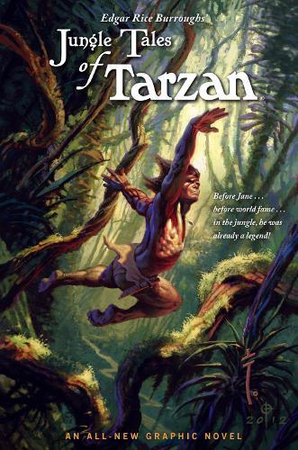 Edgar Rice Burroughs' Jungle Tales Of Tarzan (Hardback)