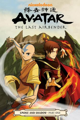 Avatar: The Last Airbender - Smoke And Shadow Part 1 (Paperback)