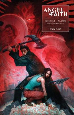 Angel And Faith: Season Ten Volume 3 (Paperback)