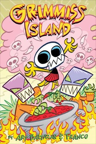 Itty Bitty Comics: Grimmiss Island (Paperback)