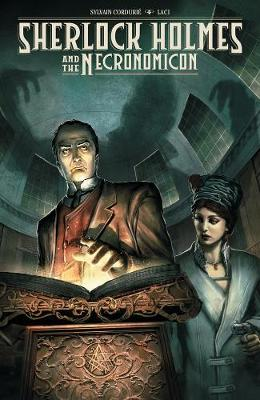 Sherlock Holmes And The Necronomicon (Paperback)