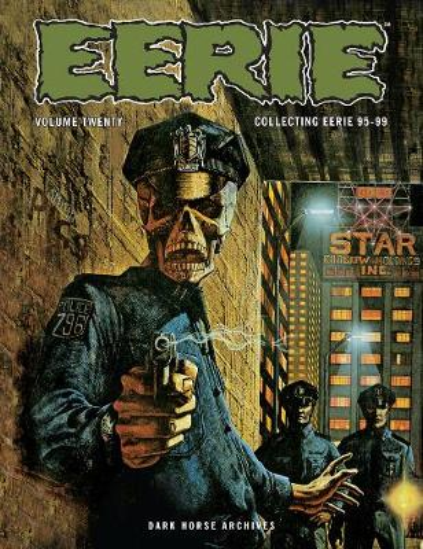 Eerie Archives Volume 20 (Hardback)