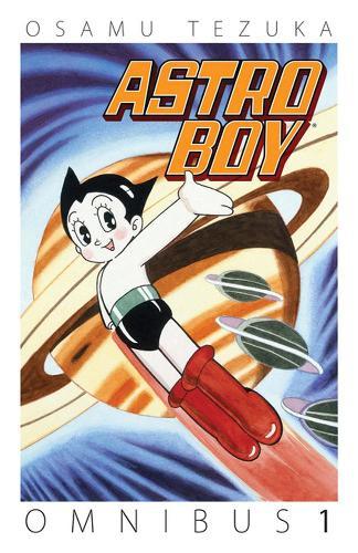 Astro Boy Omnibus Volume 1 (Paperback)