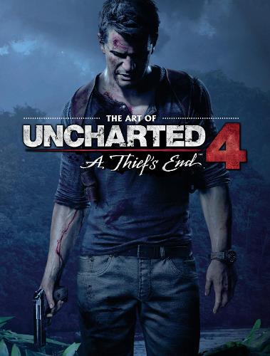 The Art Of Uncharted 4: A Thief's End (Hardback)