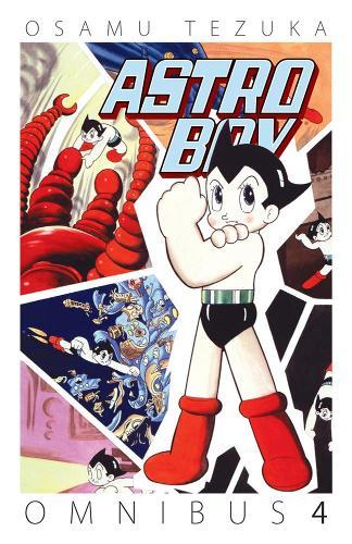 Astro Boy Omnibus Volume 4 (Paperback)