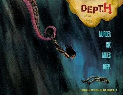 Dept. H Volume 1: Murder Six Miles Deep (Hardback)