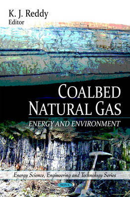 Coalbed Natural Gas: Energy & Environment (Hardback)