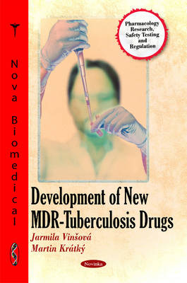 Development of New MDR-Tuberculosis Drugs (Paperback)